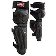 Brand-X X MKII Knee & Shin Guards - Black