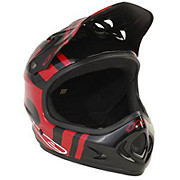 THE Point 5 Helmet - Slant Black - Red 2014