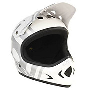 THE Point 5 Helmet - Slant White - Silver 2014