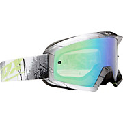 Fox Racing Main Future Green Goggles