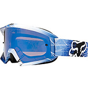 Fox Racing Main Future Blue Goggles