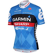 Castelli Garmin Sharp Aero Race Jersey 2013