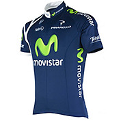 Nalini Movistar Short Sleeve Jersey 2013