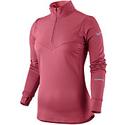 Nike Element 1-2 Zip Thermal Womens LS Top
