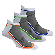 Polaris Coolmax 3 Pack Socks AW13