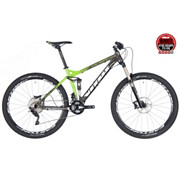 Vitus Bikes Escarpe 275 VRS Suspension Bike 2014