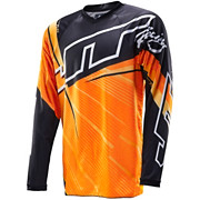 JT Racing Flex Jersey - Black-Orange 2014