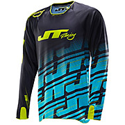 JT Racing Hyper Lite Echo Jersey - Black-Ice-Chart 2014