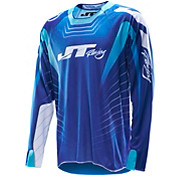 JT Racing Hyper Lite Razor Jersey - Navy-Ice-White 2014