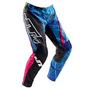 JT Racing Flex Youth Pant - Black-Blue-Pink 2014