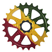 Cult Spline Drive OS Rasta Sprocket