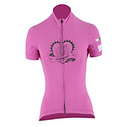Campagnolo Teckheart Long Zip Womens Jersey 2013