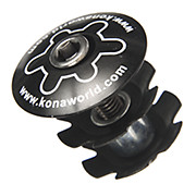 FSA TH875 Top Cap & Star Nut Kona World Logo