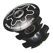 FSA TH875 Top Cap & Star Nut Kona World Logo