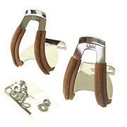 Brand-X MKS Leather Half Toe Clip