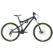 NS Bikes Soda Air Suspension Bike 2014