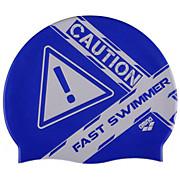 Arena Poolish Caution Fast Swim Cap