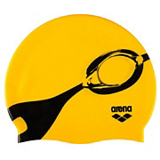Arena Poolish Goggle Swim Cap
