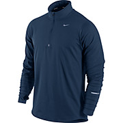 Nike Element 1-2 Zip LS Top AW13