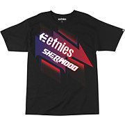 Etnies Levi Sherwood Checked Tee Winter 2013