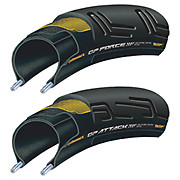 Continental Grand Prix Attack II & Force II Tyre Set