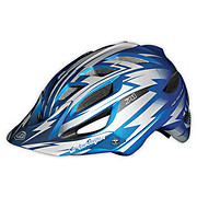 Troy Lee Designs A1 Helmet - Satin Blue