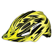 Troy Lee Designs A1 Helmet - Gloss Yellow