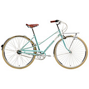 Creme Cafe Racer Doppio Ladies Dynamo 7Sp Bike 2014