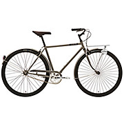 Creme Cafe Racer Solo Mens 3 Speed Bike 2014