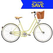 Creme Molly Ladies 3 Speed Bike 2014