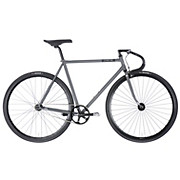 Creme Vinyl Solo Fixed Gear Bike 2014