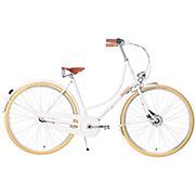 Creme Holy Moly Doppio Ladies Dynamo 3Spd Bike 2014