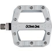Octane One Nylon Pro Flat Pedals 2014