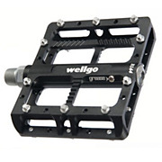 Wellgo CNC Platform B144 Flat Pedals