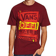 Vans Stenciled Tee Winter 2013