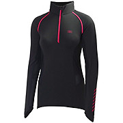 Helly Hansen Womens Pace Long Sleeve Jersey 1-2 Zip