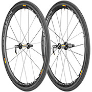 Mavic Cosmic Carbone 40 Tubular Wheelset 2014