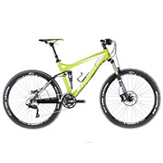 Ghost AMR 6559 Suspension Bike 2014