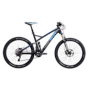 Ghost AMR Riot Lector 5 Suspension Bike 2014