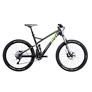 Ghost AMR Riot Lector 7 Suspension Bike 2014