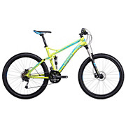 Ghost ASX 4900 Suspension Bike 2014