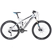 Ghost ASX 5100 Suspension Bike 2014