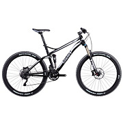 Ghost ASX 7500 Suspension Bike 2014