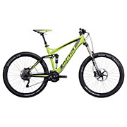 Ghost Cagua 6540 Suspension Bike 2014