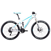 Ghost MISS ASX Womens Suspension Bike 2014