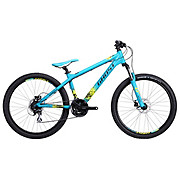 Ghost 4-X Comp Hardtail Bike 2014