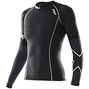 2XU Womens Elite Compression LS Top