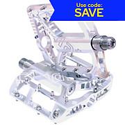 NC-17 Gladiator XII CNC Ti S-Pro Flat Pedals