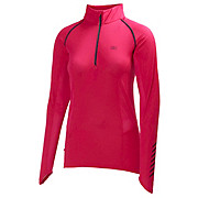 Helly Hansen Womens Pace 1-2 Zip LS