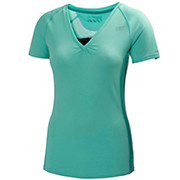 Helly Hansen Womens Pace Short Sleeve Top